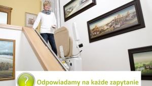 Winda schodowa z dofinansowaniem w Twoim domu!