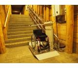 """Platforma dla niepełnosprawnych O-ga w Kopalni Soli """"Wieliczka"""""""