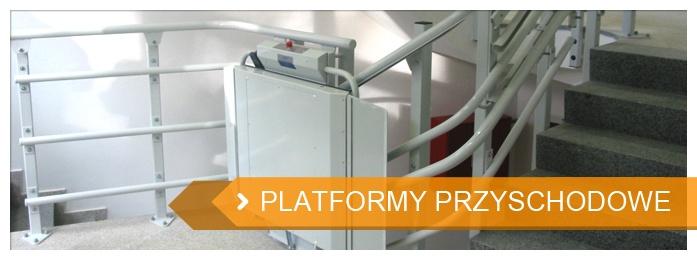 platformy przyschodowe