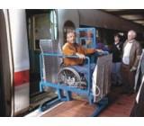 Podnośnik mobilny W 300 (winda peronowa dla niepełnosprawnych W 300) www.liftplus.pl