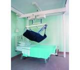 Zastosowanie w chirurgii batriatrycznej - udźwig 445kg (podnośnik sufitowy WS) www.liftplus.pl
