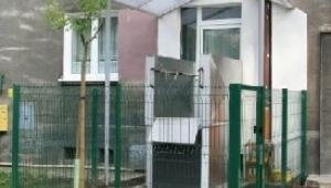 winda dla niepełnosprawnych - podnośnik platformowy H-es
