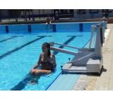 Mobilny podnośnik basenowy MET 400