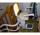 Krzesełko dźwigowe H-le