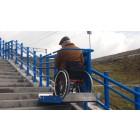 Platforma dla niepełnosprawnych Omega