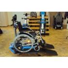 Wersja platformowa dla wózków nietypowych.