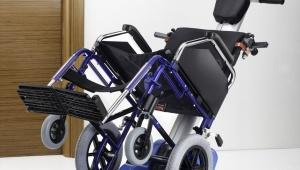 Schodołaz - mobilny pomocnik osoby na wózku inwalidzkim.